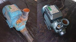 Old Water Pump Restoration