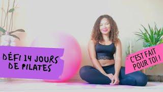 10 min de Pilates par jour