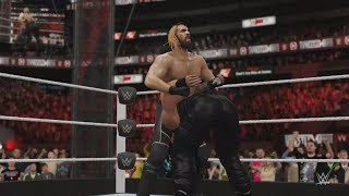 WWE 2K16 - All 135 Characters Finishers Video & Full List