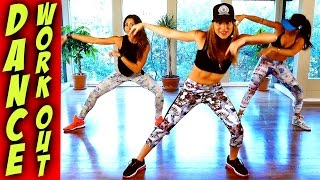 Fat Burning Dance Workout | Beginners Cardio for Weight Loss, Hip Hop Fun at Home Exercise Routine by PsycheTruth