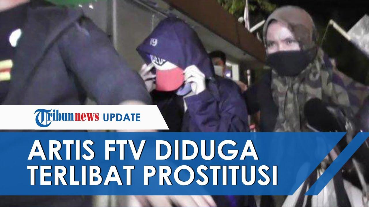 BREAKING NEWS: Artis FTV Ditangkap Polisi di Sebuah Hotel di Medan, Diduga Terlibat Prostitusi