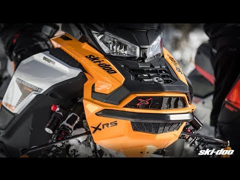 2021 Ski-Doo Expedition SWT 900 ACE Turbo ES Silent Cobra 1.5 in Sully, Iowa - Video 1
