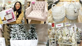 HOME GOODS! SHOP WITH ME! NOVEMBER 2017! HOLIDAY DECOR!