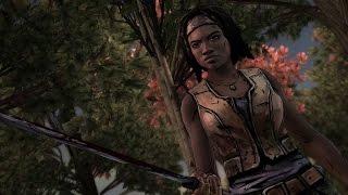 Дебютный трейлер The Walking Dead: Michonne