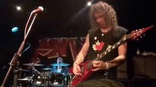 Anvil - Born To Be Wild(Steppenwolf) - live Centrale Rock Pub Erba(CO)18/11/16