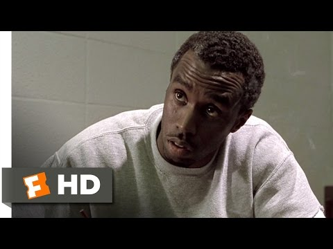 Monster's Ball (2001) - Takes a Human Being to See a Human Being Scene (3/11) | Movieclips