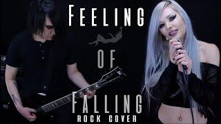 Cheat Codes X Kim Petras   Feeling Of Falling (Rock Cover)