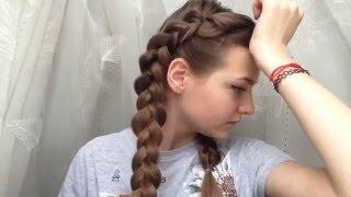 3 быстрые и лёгкие причёски в школу l 3 quick & easy hairstyles for school