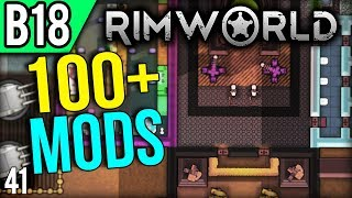 Camps for the Win!- RimWorld B18 Mods Gameplay part 41