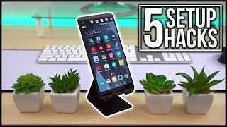 5 Setup Hacks! (#6)