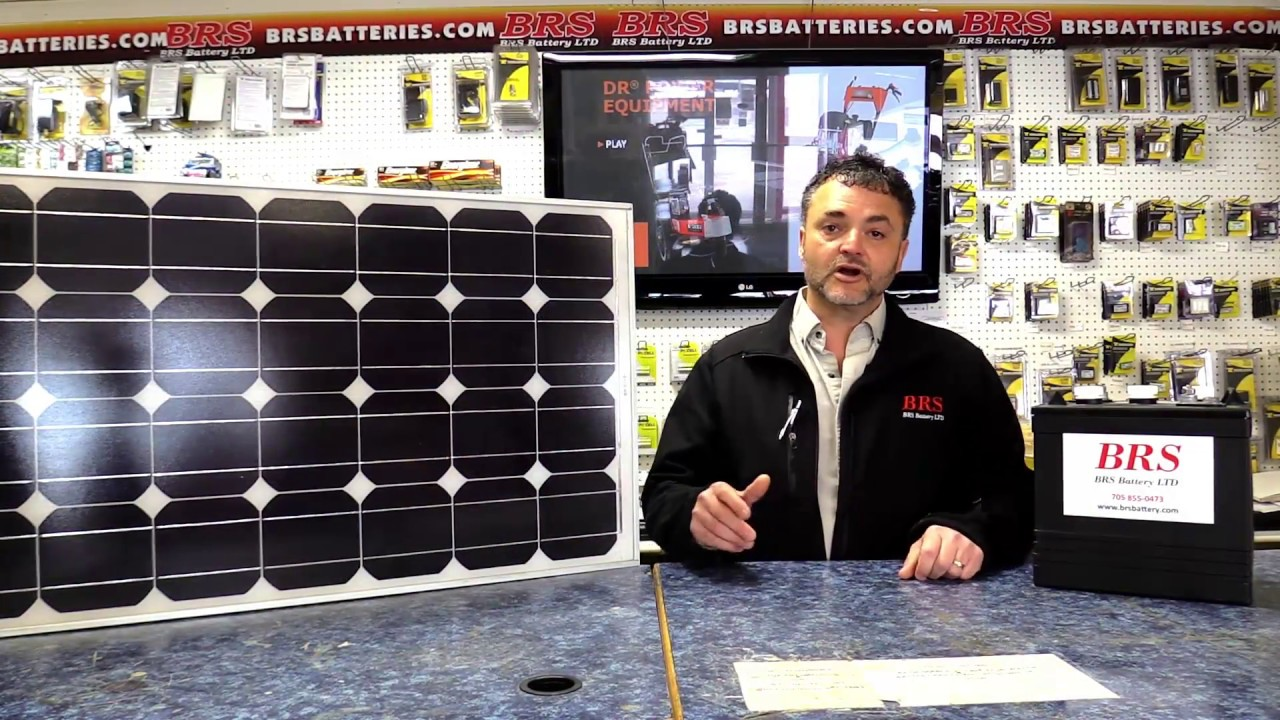 Go Off-the-Grid With Solar Equipment