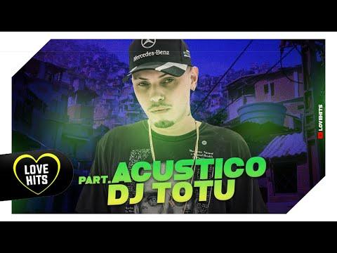 MC BARONE - ACÚSTICO DO DJ TOTU