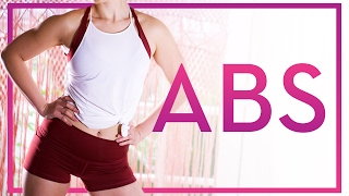 Best Ab Exercises for a Toned Tummy by blogilates