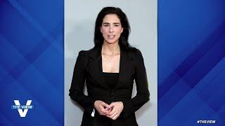 Sarah Silverman Slams Cancel Culture | The View
