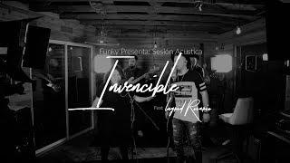 Video Invencible (Acústico) de Funky feat. Ingrid Rosario