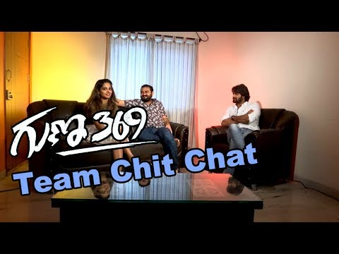 Guna 369 Movie Team Chit Chat