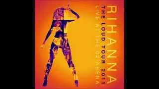 Rihanna Man Down _ Live Instrumental (Background)