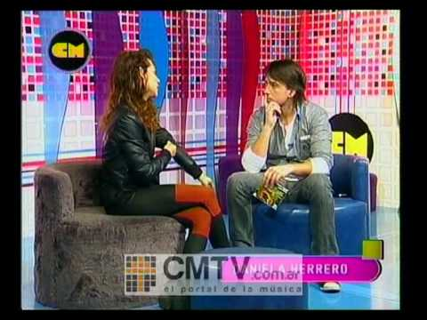 Daniela Herrero video Entrevista - Piso CM 22/06/2012