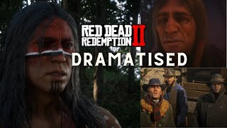 The Wapiti Demise RDR2 Lore