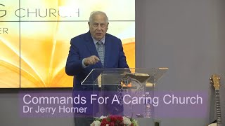 Commands for a Caring Church
