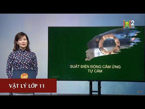 MÔN VẬT LÝ - LỚP 11 | SUẤT ĐIỆN ĐỘNG CẢM ỨNG - TỰ CẢM | 16H30 NGÀY 10.04.2020 | HANOITV
