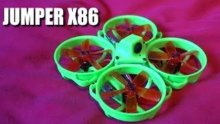 Jumper X86 FPV Micro With OSD