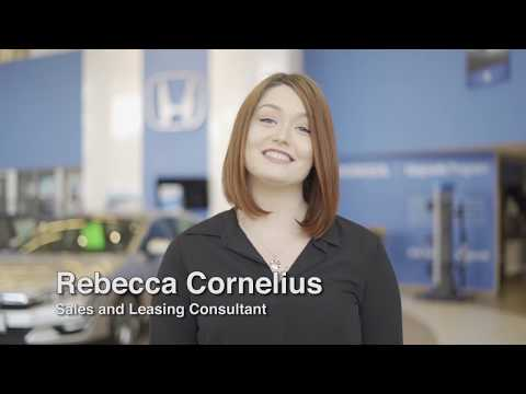 Sales and Leasing Consultant Rebecca Cornelius