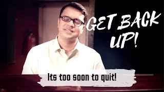 Get Back Up! (Official Music Video) | Cherry George Cherian