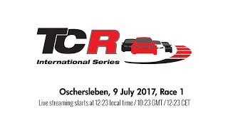 TCR_International_Series - Oschersleben2017 Race 1 Full