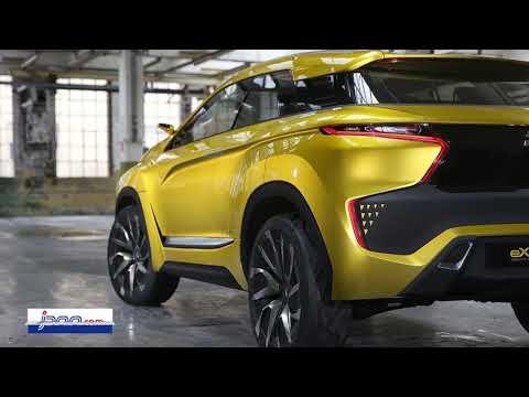 Saudara Masa Depan Xpander, Mitsubishi eX Concept