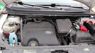 FORD Canister Purge Valve Replacement EVAP