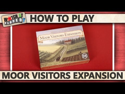 MOOR VISITORS - Overview, by Watch It Played