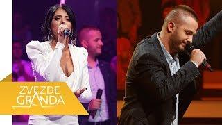 Nevena Stojkovic i Stefan Petrovic Kosmajac - Splet pesama - (live) - ZG - 18/19 - 15.06.19. EM 39