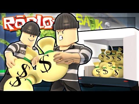Robloxrob A Bankep2nguyen Huu Quang Gaiia - Roblox Adventures Roblox Bank Robbery Rob A Bank Obby