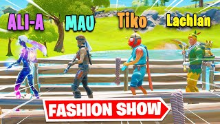 FAMOUS YOUTUBERS Pick My FASHION SHOW OUTFIT