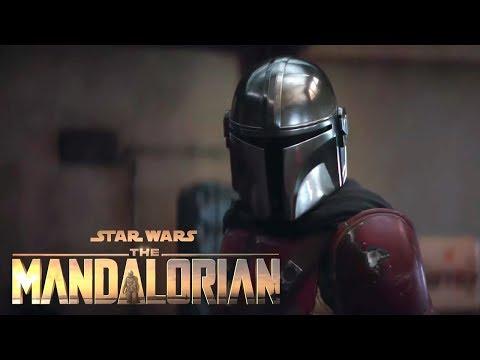 The Mandalorian (2019) Trailer #1