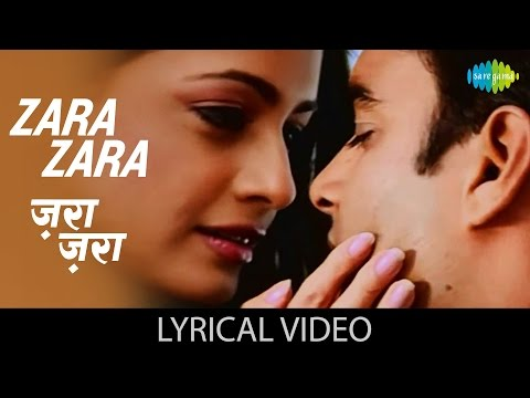 zara zara with lyrics rehna hai tere dil mein madhavan bombay jayashri