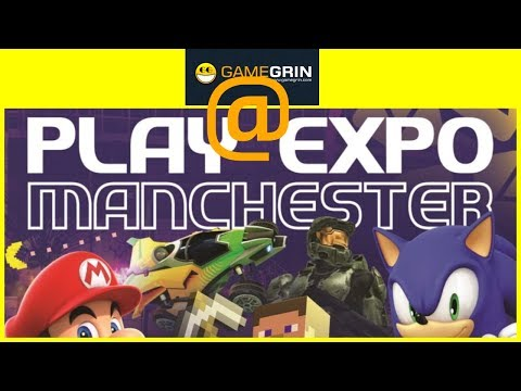 GameGrin at PLAY Expo Manchester 2019