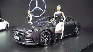 คุณตั๊บ Benz BKK พาทัวร์บูธในงาน Motor Expo 2018