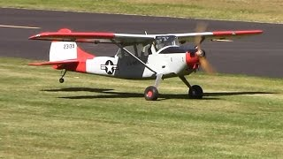 Cessna 0-1/L-19 Bird Dog At Wenatchee Scale Event