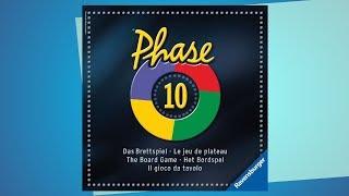 Phase 10 - das Brettspiel // Brettspiel - Erklärvideo
