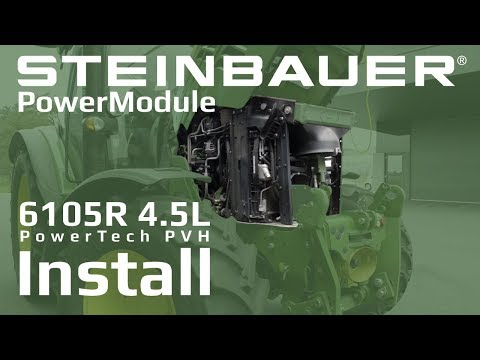 Spotlight on STEINBAUER Power Modules - смотреть онлайн на