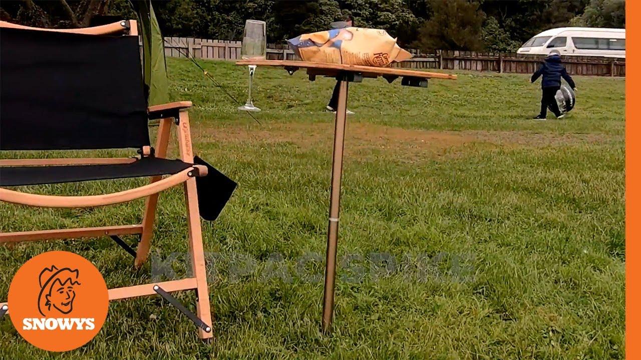 Kitpac Spike Table