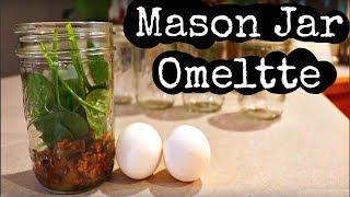 How To Make A Mason Jar Omelette