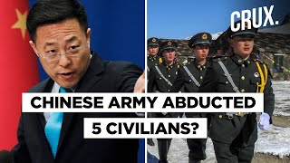 China Dismisses Concerns Over 5 Missing Indians, Says Arunachal Illegally Under India - Download this Video in MP3, M4A, WEBM, MP4, 3GP