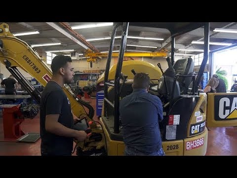 Heavy Equipment Maintenance video thumbnail