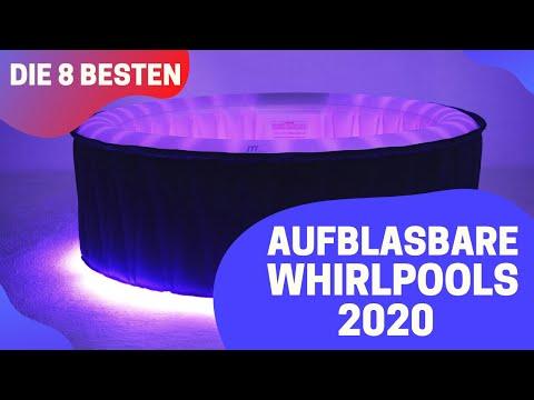 Aufblasbarer Whirlpool Test & Vergleich 2020   Die 8 besten Outdoor Whirlpools 🥇 (+ winterfest)