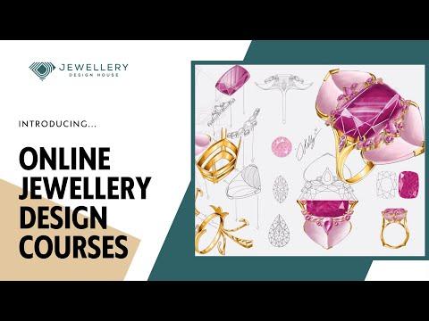 Introducing Jewellery Design Online Courses
