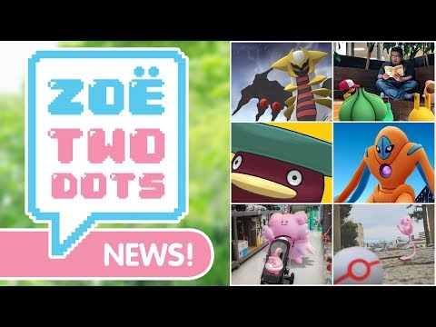 NEW SHINIES, RAIDS & RESEARCH! Pokémon GO - ZTD News