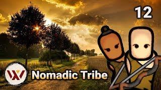 Desirable Hallway! Nomadic Tribe #12 - Rimworld 1 0 Merciless No